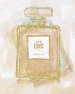 Chic Bottle 1  Fine Art Print