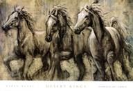 Desert Kings  Fine Art Print