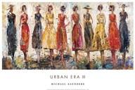 Urban Era III  Fine Art Print