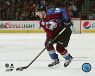 Nathan MacKinnon 2015-16 Action  Fine Art Print