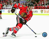 Jonathan Toews 2015-16 Action  Fine Art Print