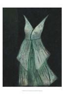 White Dress I  Fine Art Print
