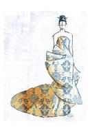 Oriental Dress  Fine Art Print