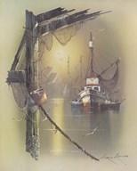 Boat B  Fine Art Print
