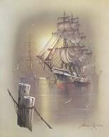 Boat C  Fine Art Print