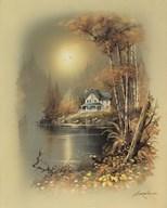 House C  Fine Art Print