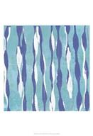 Pattern Waves I  Fine Art Print
