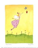 Felicity Wishes II  Fine Art Print
