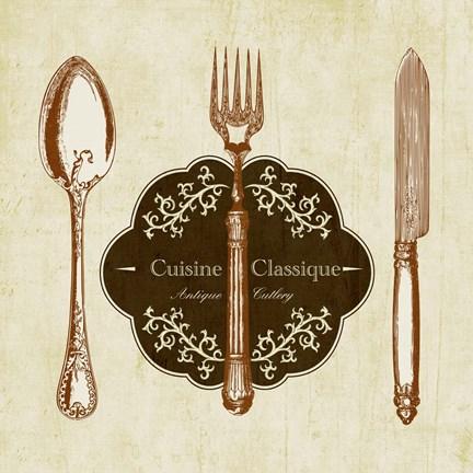 Cuisine Classique Fine Art Print by Sandro Ferrari at ...
