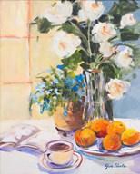 Morning Rose I  Fine Art Print