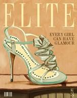 Elite Magazine  Fine Art Print