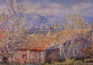 Antibes Farmhouse Art