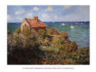 Fisherman's Cottage  Fine Art Print