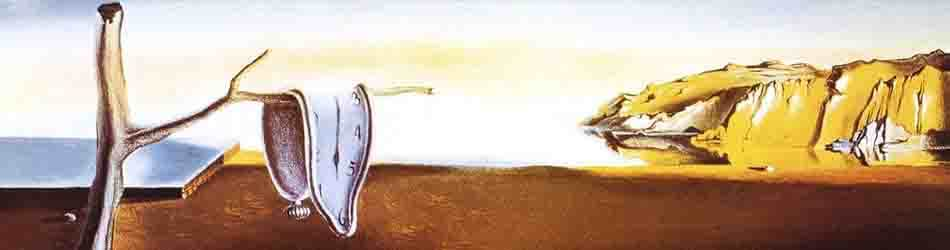 The Persistence of Memory, c.1931 by Salvador Dali