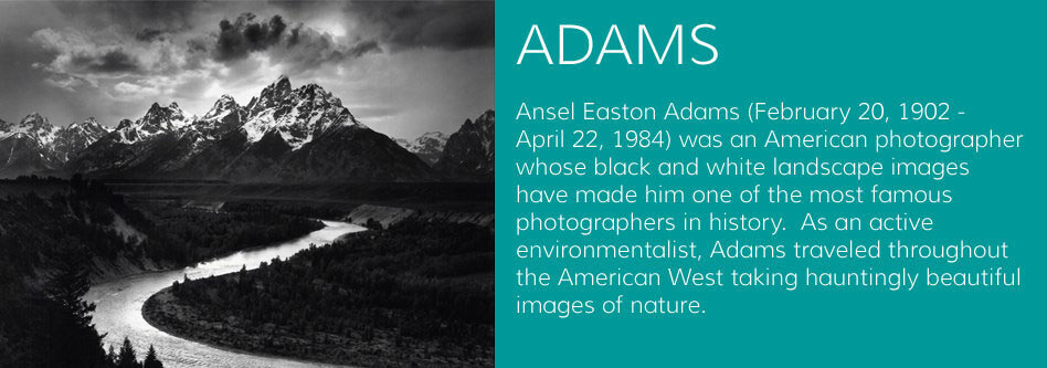 Ansel Adams Art