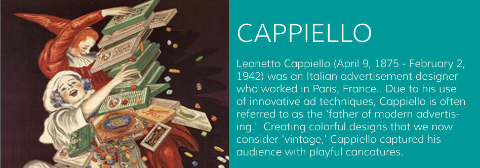 Cappiello Art