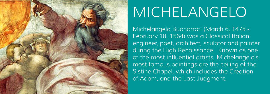Michelangelo Art