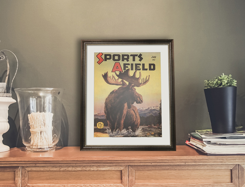 Sports art for Men