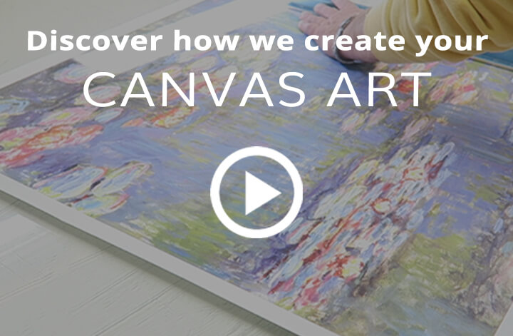 Canvas Process Video