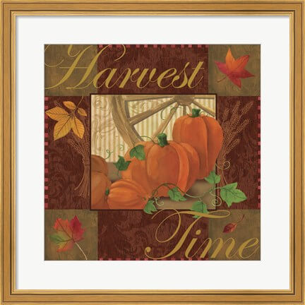 Harvest Time I Artwork