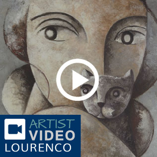 Didier Lourenco Artist Video