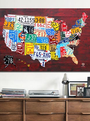 Design Turnpike Office Art