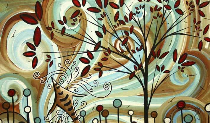 Venturing Out by Megan Duncanson