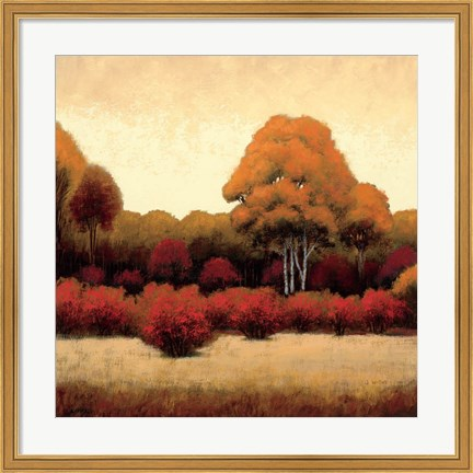 Autumn Forest I Art