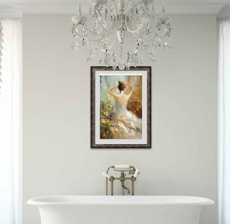 Bathroom Prints, Bathroom Posters & Bathroom Canvas Art
