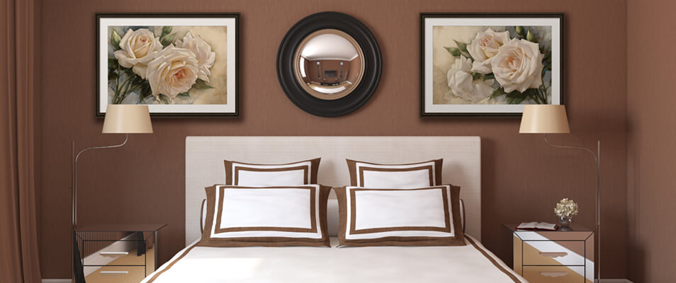 Bedroom Paintings And Art Prints Art By Room At Fulcrumgallery Com