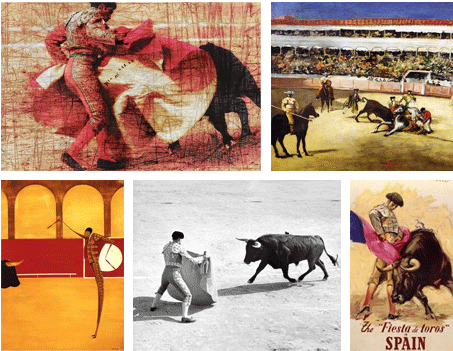 Bullfighting Art Prints