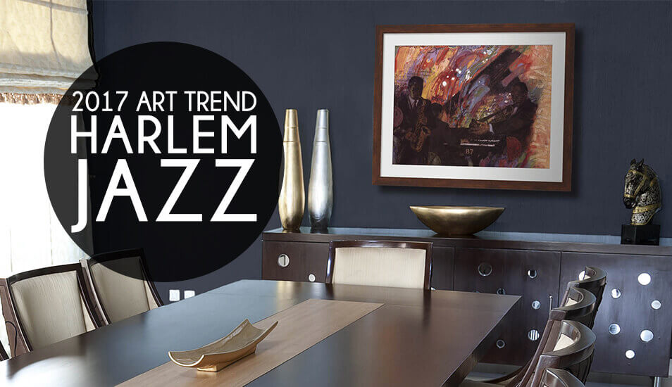 Harlem Jazz Artwork