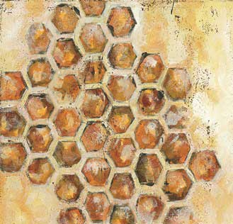 Honeycomb Art Prints