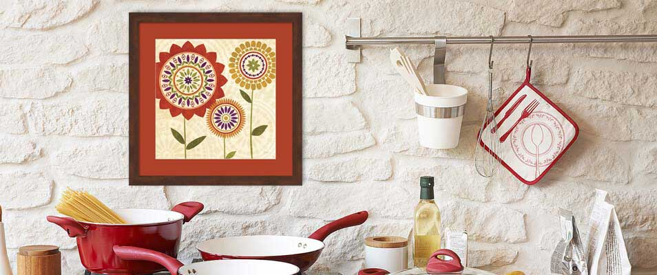 Kitchen Prints, Kitchen Canvas Art & Kitchen Framed Art