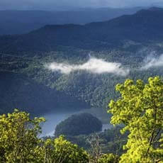 Morning In The Blue Ridge Mountains by Celebrate Life Gallery