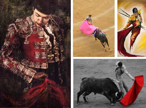 Bullfighting Prints
