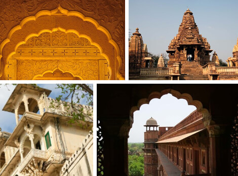 Indian Architecture Prints