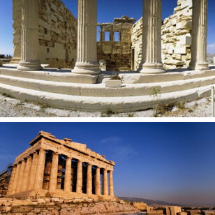 Parthenon Prints