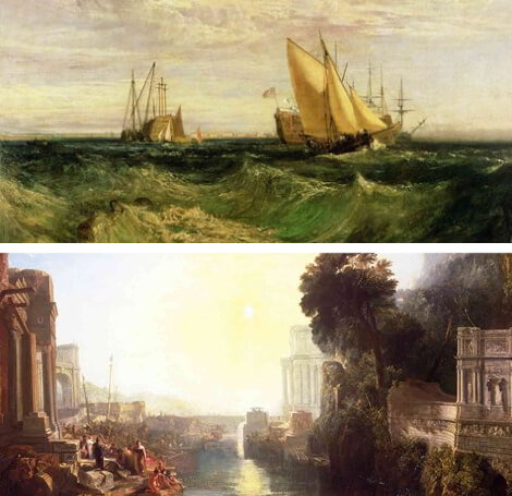 J.M.W. Turner Art Prints