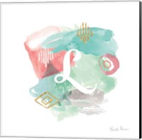 Abstract Monogram L Fine Art Print