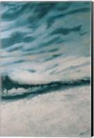 Winter's Edge I Fine Art Print