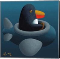 Penguin Fine Art Print