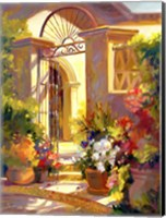 Fragrant Entrance Fine Art Print