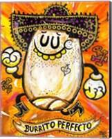 Burrito Perfecto Fine Art Print