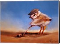 Birdie Shot Fine Art Print