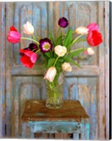 Tulips, Mexico Fine Art Print