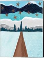 Winterscape Fine Art Print