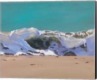 Shore Break 1 Fine Art Print