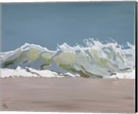 Shore Break 3 Fine Art Print