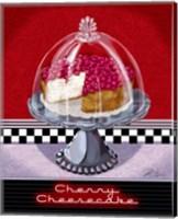 Cherry Cheesecake Fine Art Print